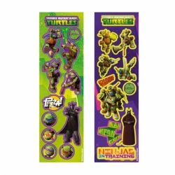 Teenage Mutant Ninja Turtles Party Stickers