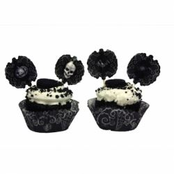 Fright Night Party Cupcake Kits