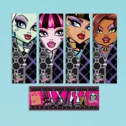 Monster High Party Party Book Marks