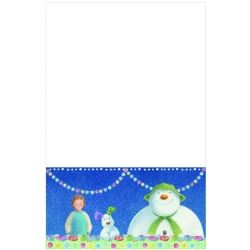 The Snowman And Snowdog Party Tablecovers