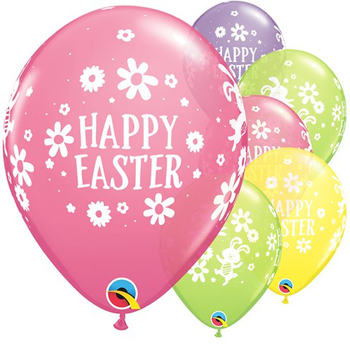 Easter Party Balloon