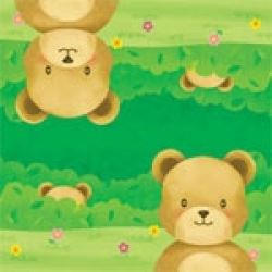 Teddy Bear  Party Napkins