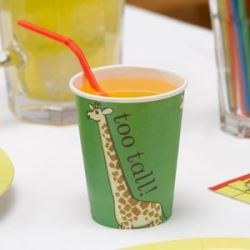 Dear Zoo Party Cups
