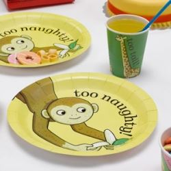 Dear Zoo Party Plates