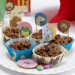 Dear Zoo Party Cup Cake Kit