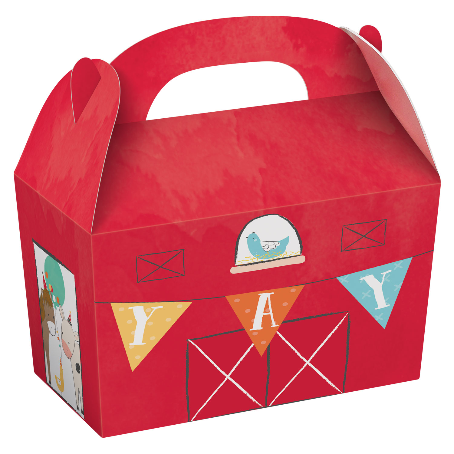 Barnyard Birthday Party Boxes