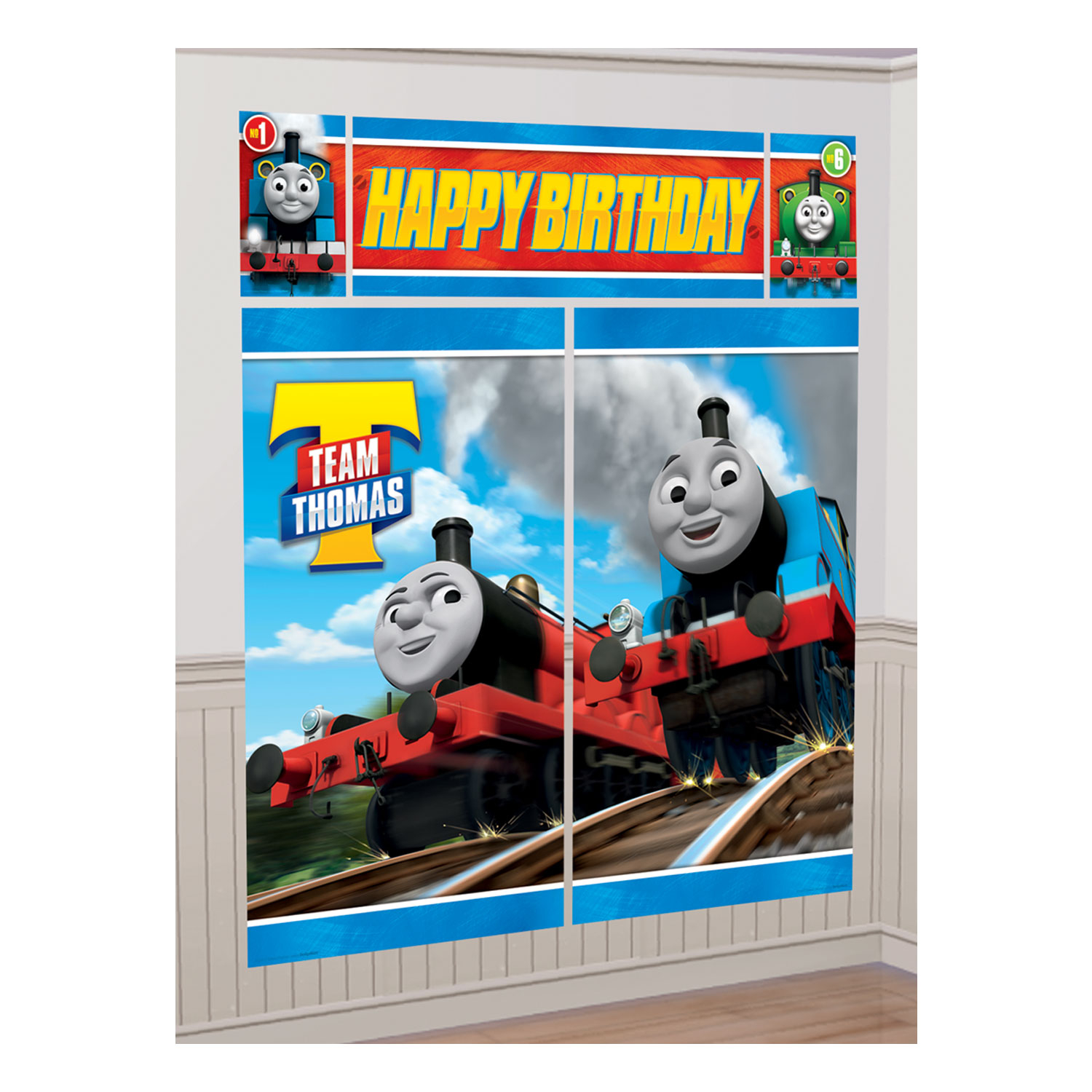 Thomas & Friends Scene Setter