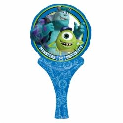Inflate-a-Fun Foil Balloon Monster University