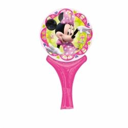 Inflate-a-Fun Foil Balloon Minnie Mouse