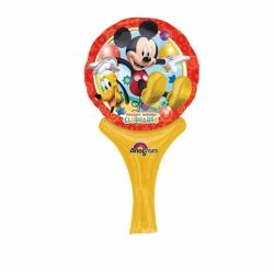 Inflate-a-Fun Foil Balloon Mickey Mouse