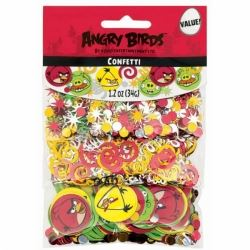 Angry Birds Party Confetti