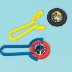Transformers Party Favours Disc Shooters