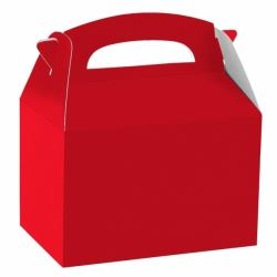 Red Party Boxes