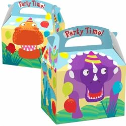 Dinosaur Party Boxes