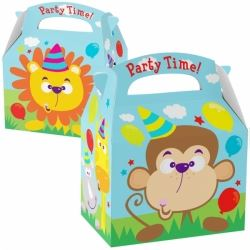 Jungle Party Boxes