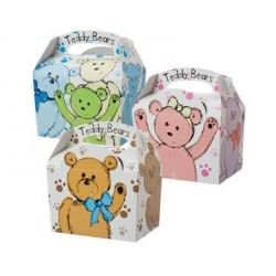 Teddy Party Boxes