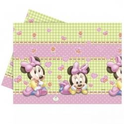 Disney Baby Minnie Mouse Party Tablecover