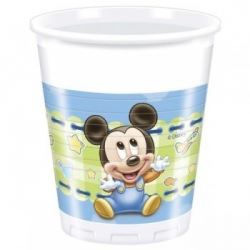 Disney Baby Mickey Mouse Party Cups