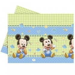 Disney Baby Mickey Mouse Party Tablecover