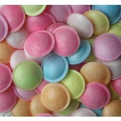Candy Buffet Flying Saucers