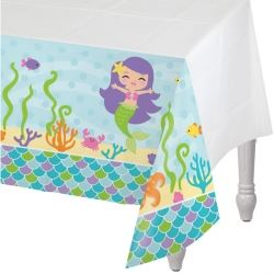 The Little Mermaid Party Tablecover