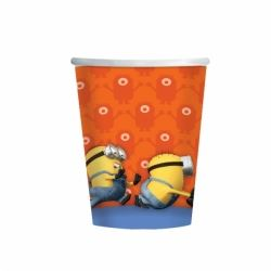 Despicable Me Minion Party Cups