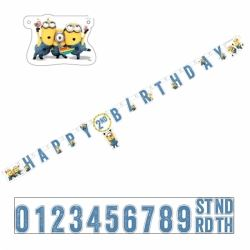 Minion Add An Age Banner Banner