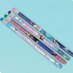 Frozen Party Favour Pencils