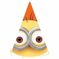 Despicable Me Minions Party Hats