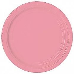 Pink Party Plates