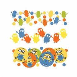 Despicable Me Minion Party Confetti