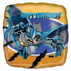Batman Party Foil Balloon