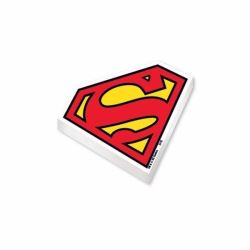 Superman Party Favours Erasers