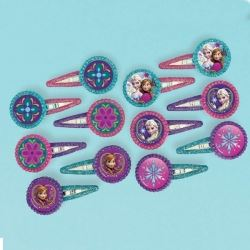 Disney Frozen Party Favour Hair Clips