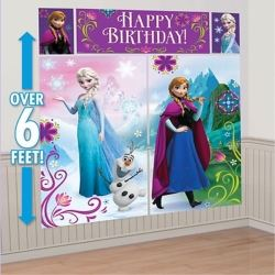Disney Frozen Party Scene Setter