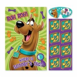 Scooby Doo Party Game