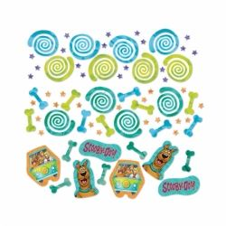 Scooby Doo Party Confetti