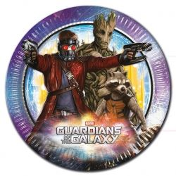 Guardians Of The Galaxy Party Plates