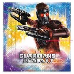 Guardians Of The Galaxy Party Napkin