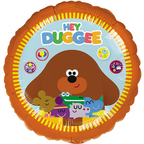 Hey Duggee Foil Party Balloon