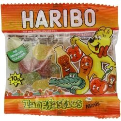 Party Sweets Haribo Mini's Tangtastics