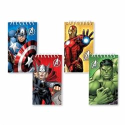 Marvel Avengers Party Favour Note Pads