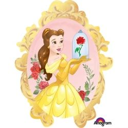 Disney Beauty And The Beast Super Shape Foil Balloon