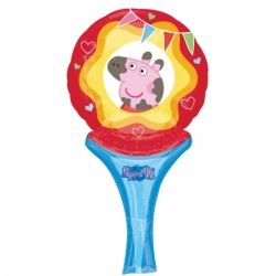 Peppa Pig Inflate A Fun Party Balloon