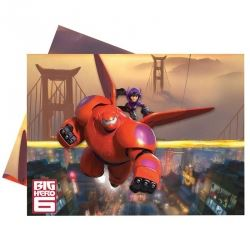Big Hero 6 Party Tablecovers