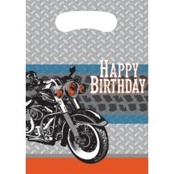 Motor Cycle Shop Party Bags