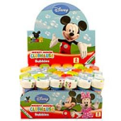 Mickey Mouse Party Favour Bubbles 60ml