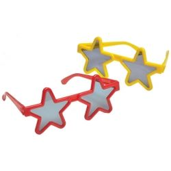 Party Favour Kids Star Sunglasses