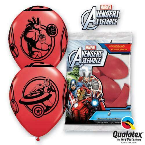 Avengers Party Balloons