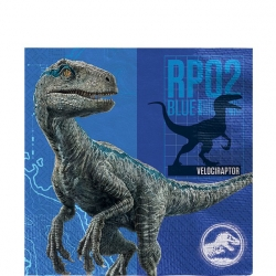 Jurassic World Party Napkins